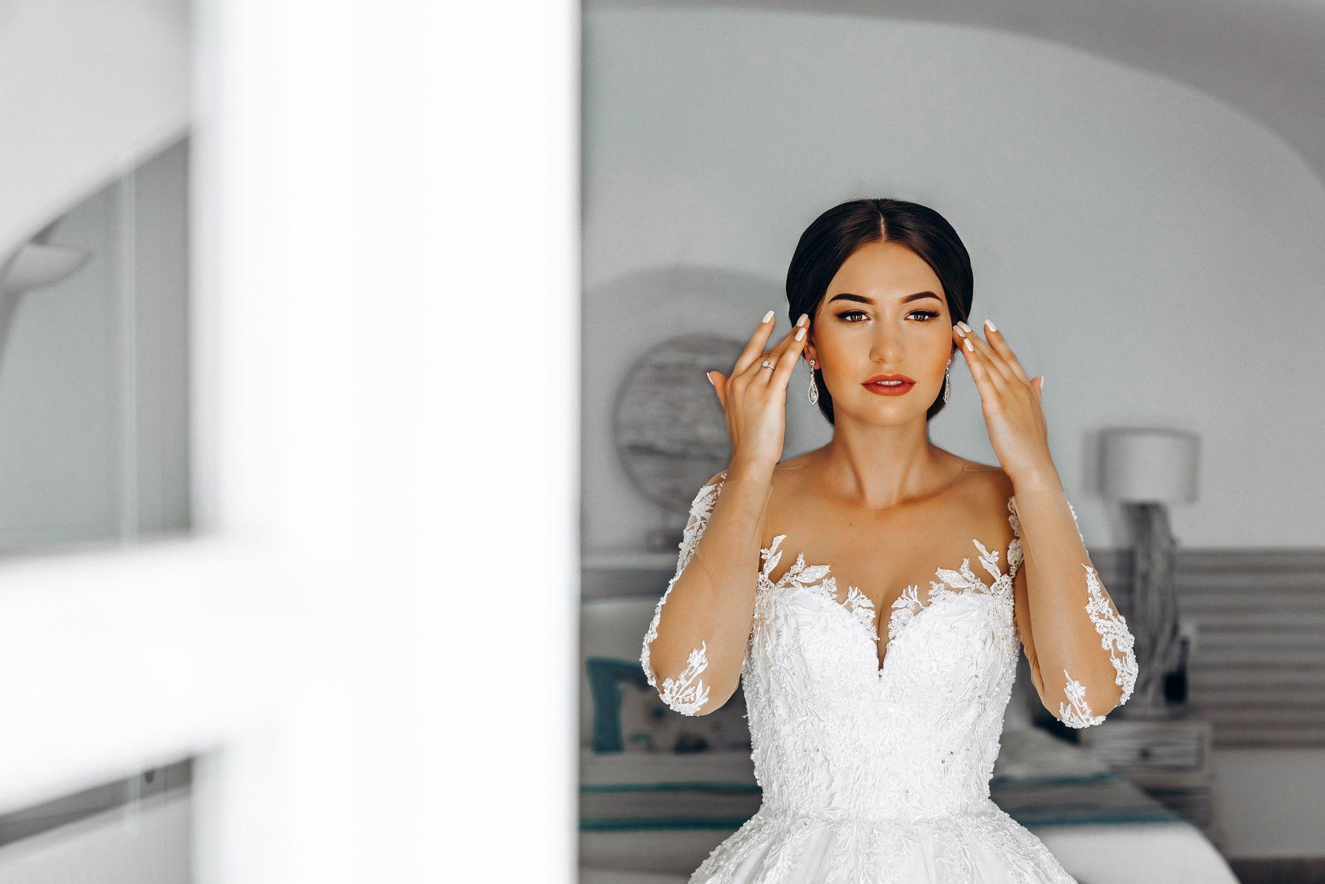 Ангелина и Азис: свадьба на санторини, свадебное агентство Julia Veselova - Фото 6