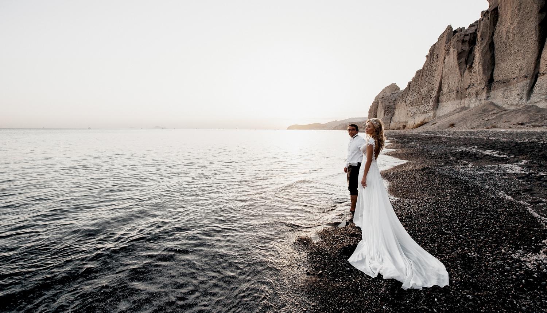 Натали и Левон: свадьба на санторини, свадебное агентство Julia Veselova - Фото 15