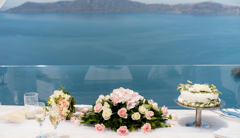 Наталья и Александр: свадьба на санторини, свадебное агентство Julia Veselova - Фото 8
