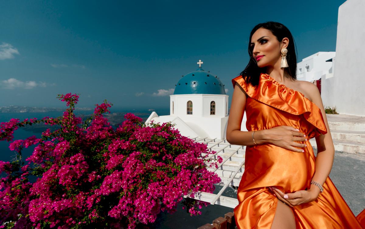 Жасмин и Эрик: свадьба на санторини, свадебное агентство Julia Veselova - Фото 10