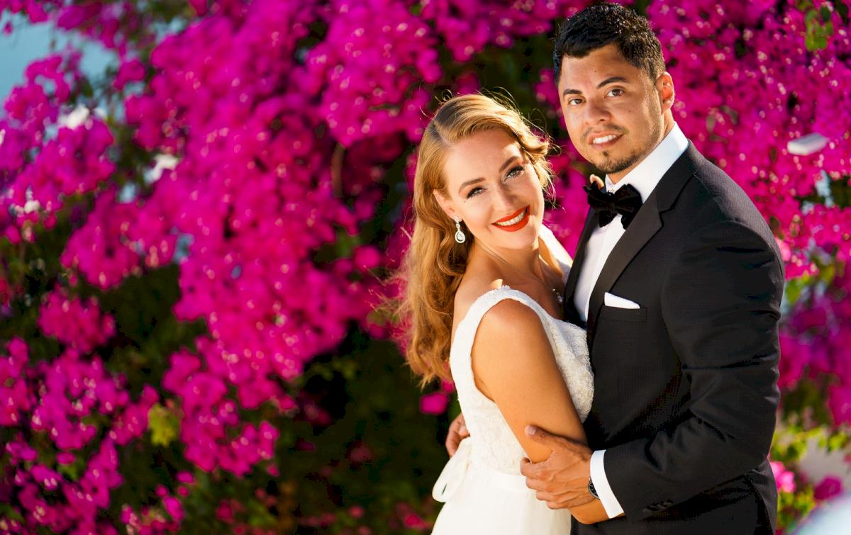 Фредди и Маргарет: свадьба на санторини, свадебное агентство Julia Veselova - Фото 15