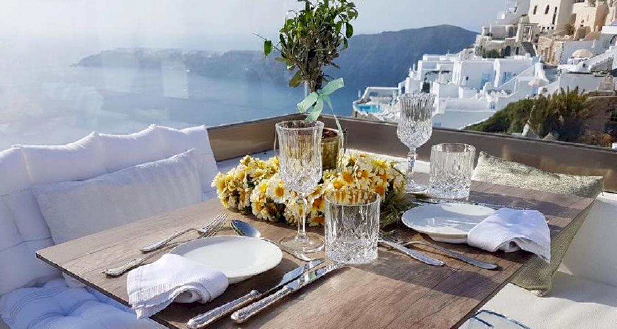 Рестораны: свадьба на санторини, свадебное агентство Julia Veselova - Фото 3