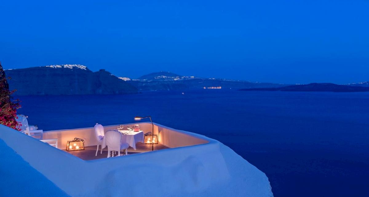 Рестораны: свадьба на санторини, свадебное агентство Julia Veselova - Фото 5