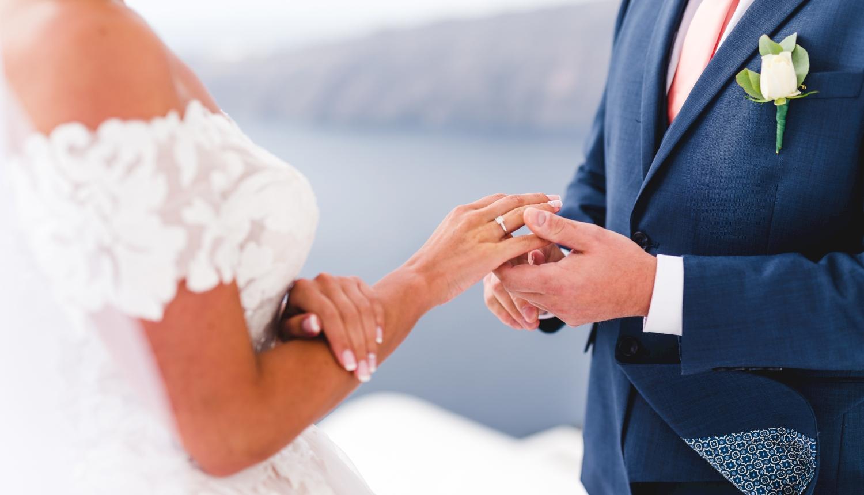 Darya & Jason: свадьба на санторини, свадебное агентство Julia Veselova - Фото 2