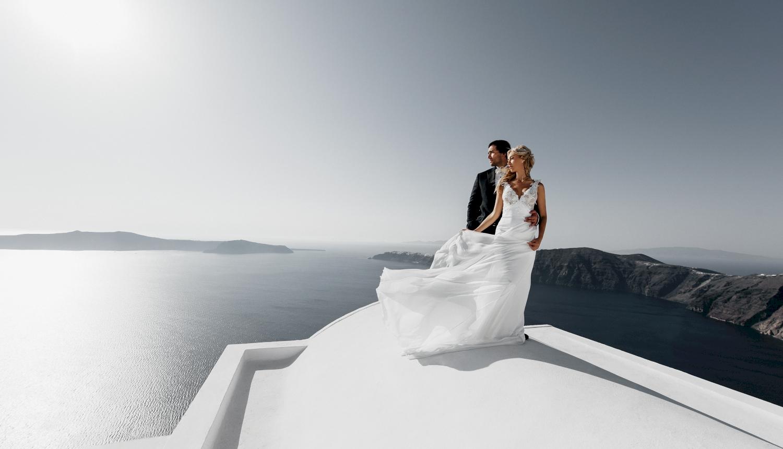 Натали и Левон: свадьба на санторини, свадебное агентство Julia Veselova - Фото 5