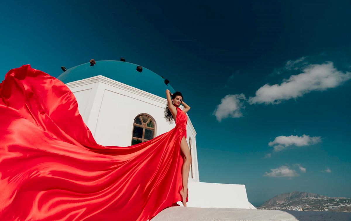 Линда: свадьба на санторини, свадебное агентство Julia Veselova - Фото 5