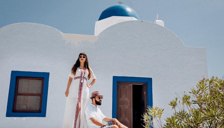 Joanna and James: свадьба на санторини, свадебное агентство Julia Veselova - Фото 8