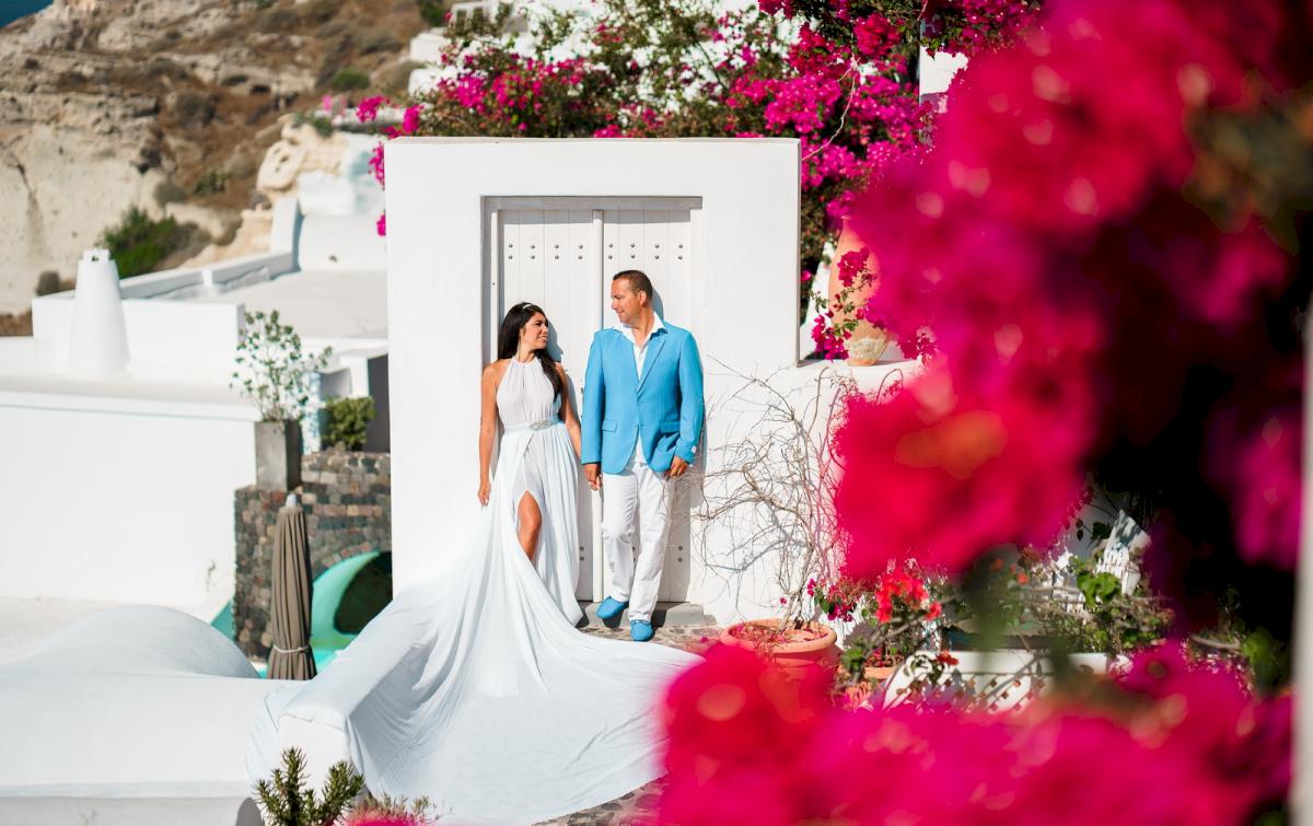 Иветта: свадьба на санторини, свадебное агентство Julia Veselova - Фото 3