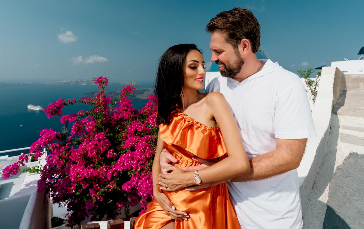 Жасмин и Эрик: свадьба на санторини, свадебное агентство Julia Veselova - Фото 11