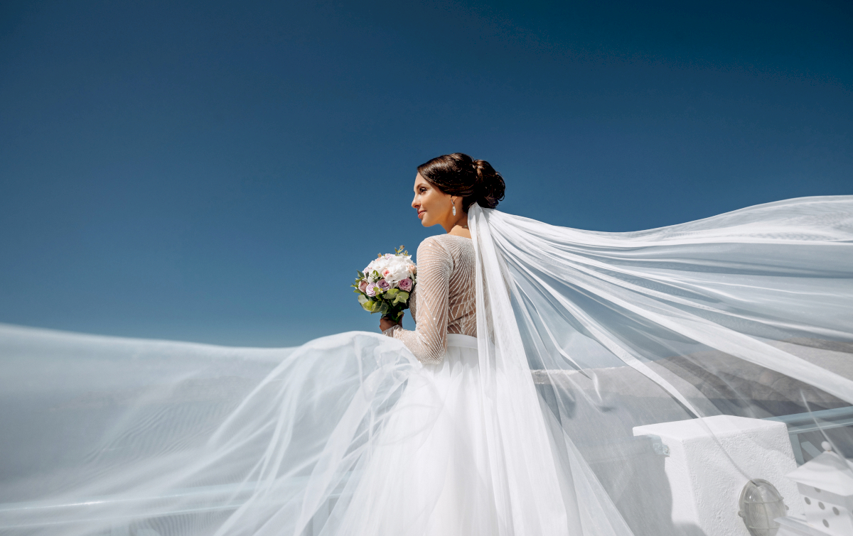 Анастасия и Иван: свадьба на санторини, свадебное агентство Julia Veselova - Фото 9