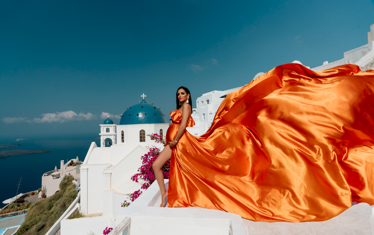 Жасмин и Эрик: свадьба на санторини, свадебное агентство Julia Veselova - Фото 8