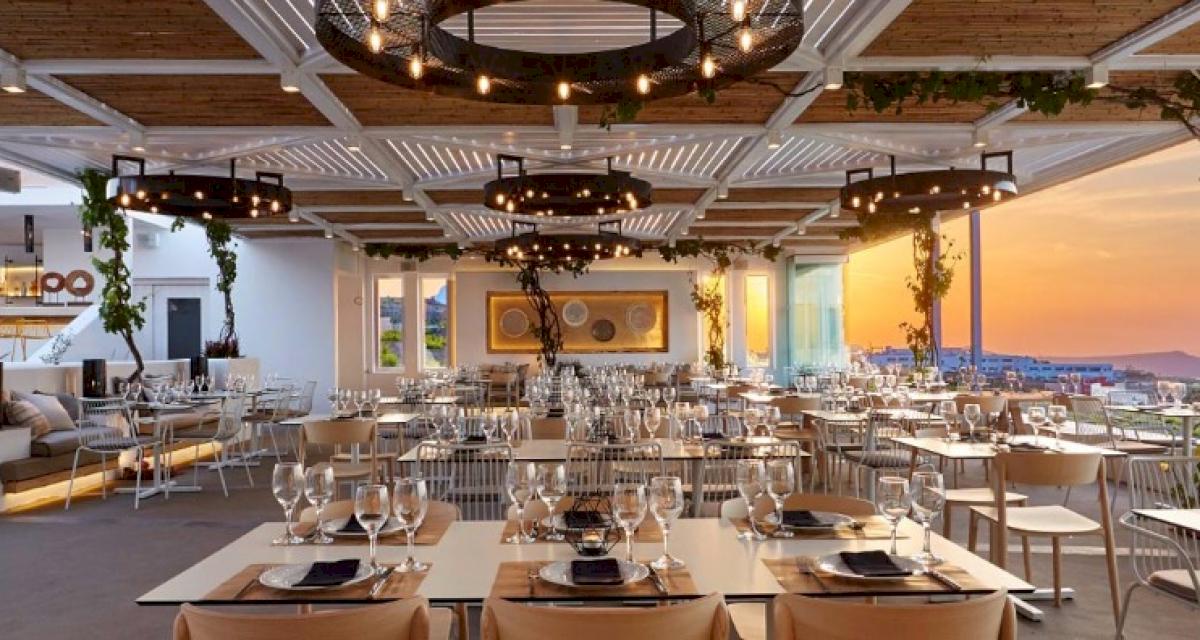 Рестораны: свадьба на санторини, свадебное агентство Julia Veselova - Фото 6