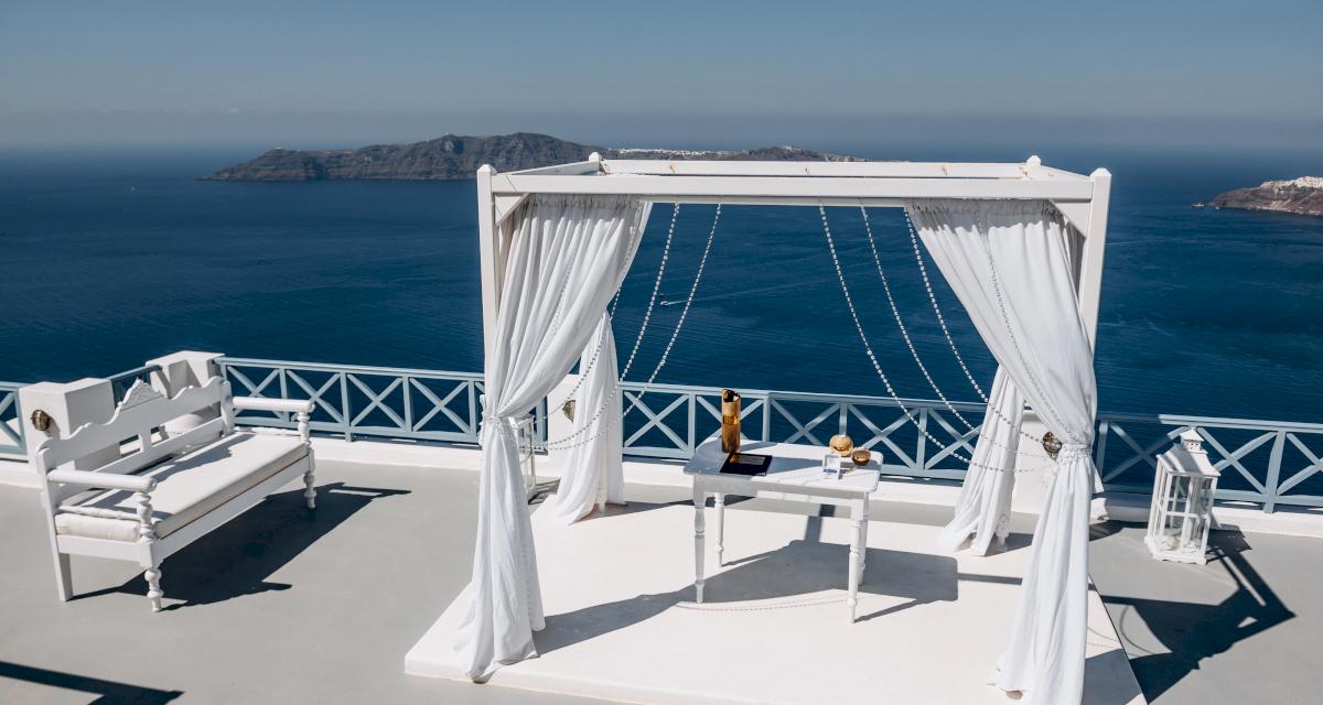 Отели: свадьба на санторини, свадебное агентство Julia Veselova - Фото 3