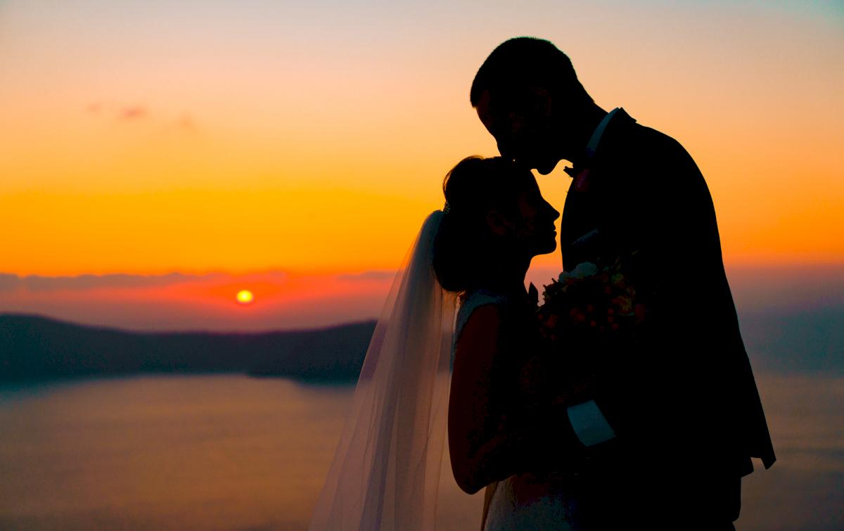 Виолетта и Александр: свадьба на санторини, свадебное агентство Julia Veselova - Фото 11