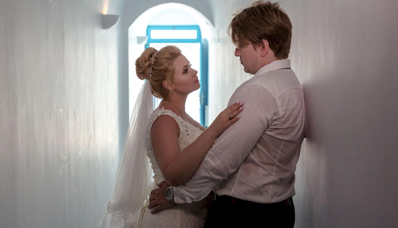 Дарья и Яков: свадьба на санторини, свадебное агентство Julia Veselova - Фото 5