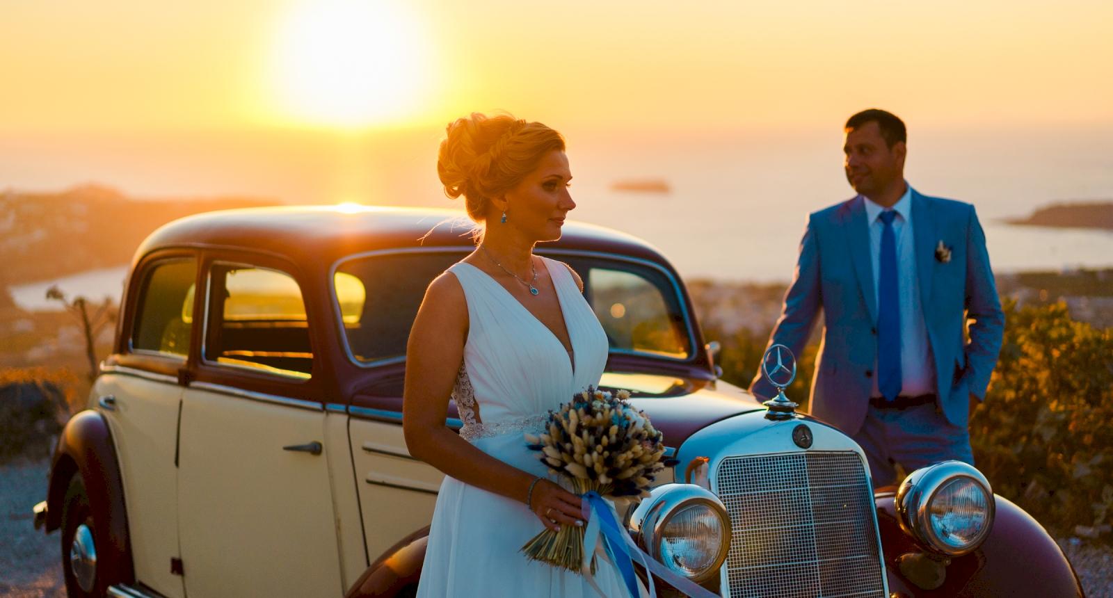 Мария и Алексей: свадьба на санторини, свадебное агентство Julia Veselova - Фото 2