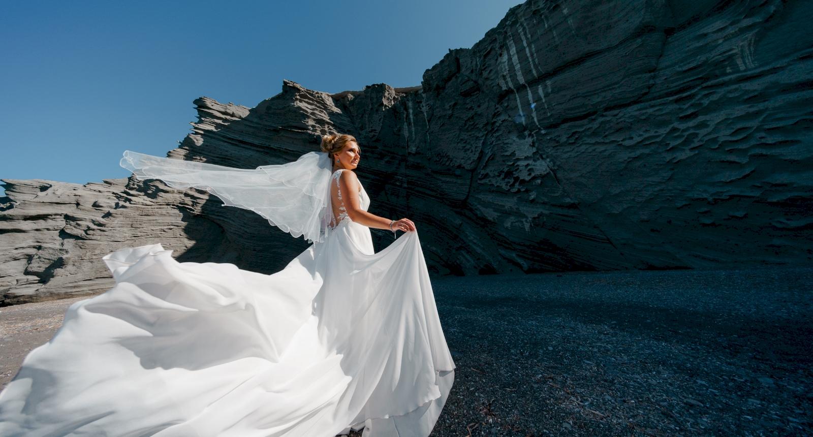 Мария и Алексей: свадьба на санторини, свадебное агентство Julia Veselova - Фото 8