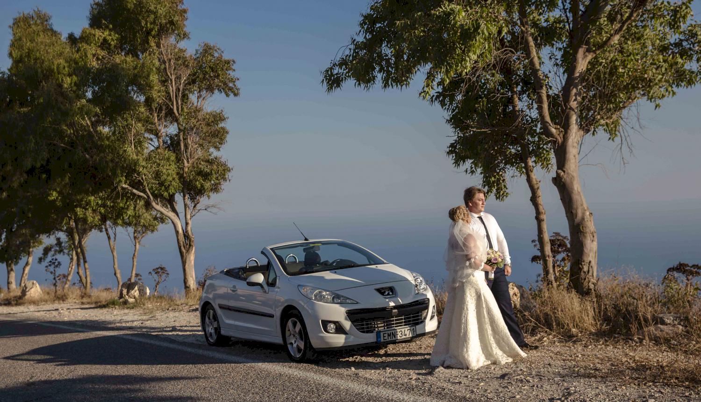 Дарья и Яков: свадьба на санторини, свадебное агентство Julia Veselova - Фото 20