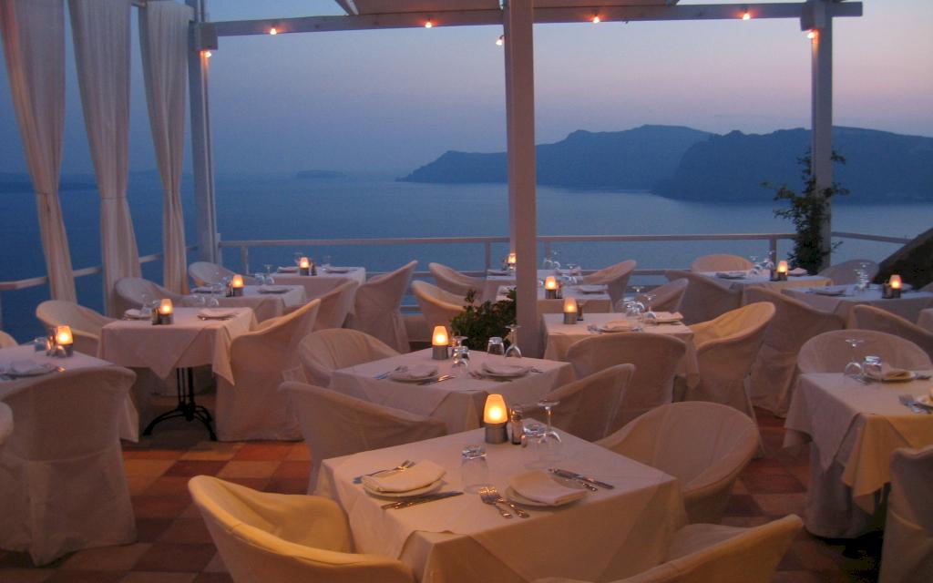 Рестораны: свадьба на санторини, свадебное агентство Julia Veselova - Фото 4