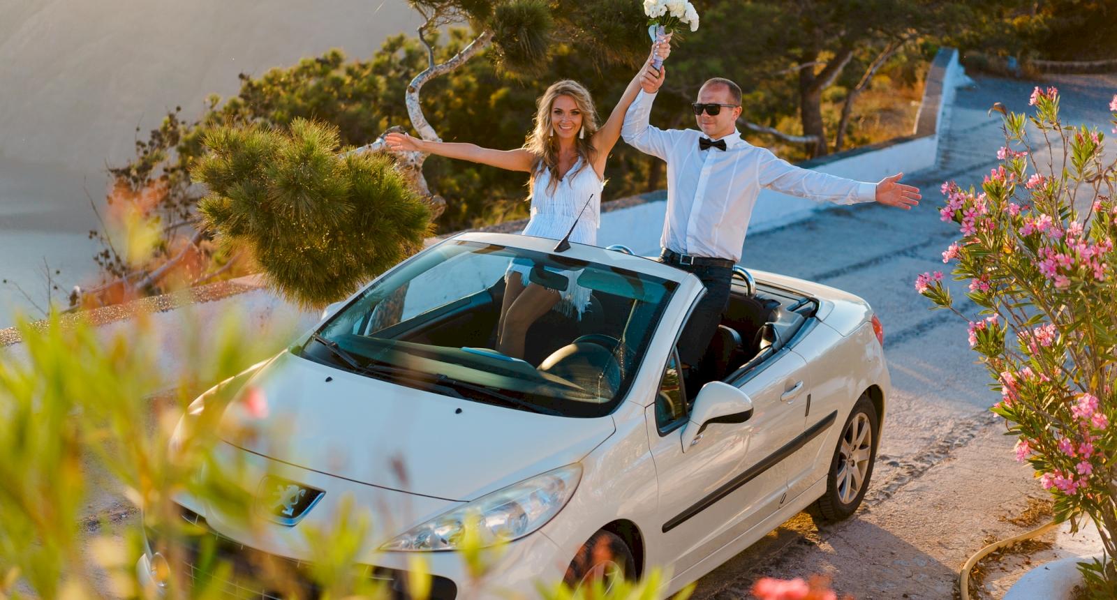 Елена и Олег: свадьба на санторини, свадебное агентство Julia Veselova - Фото 10