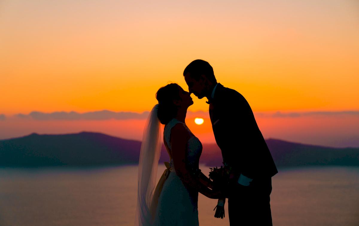 Виолетта и Александр: свадьба на санторини, свадебное агентство Julia Veselova - Фото 10