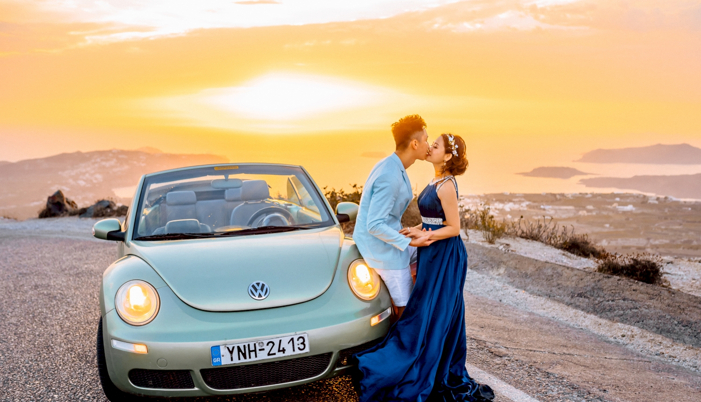 Sugar and Joe: свадьба на санторини, свадебное агентство Julia Veselova - Фото 7