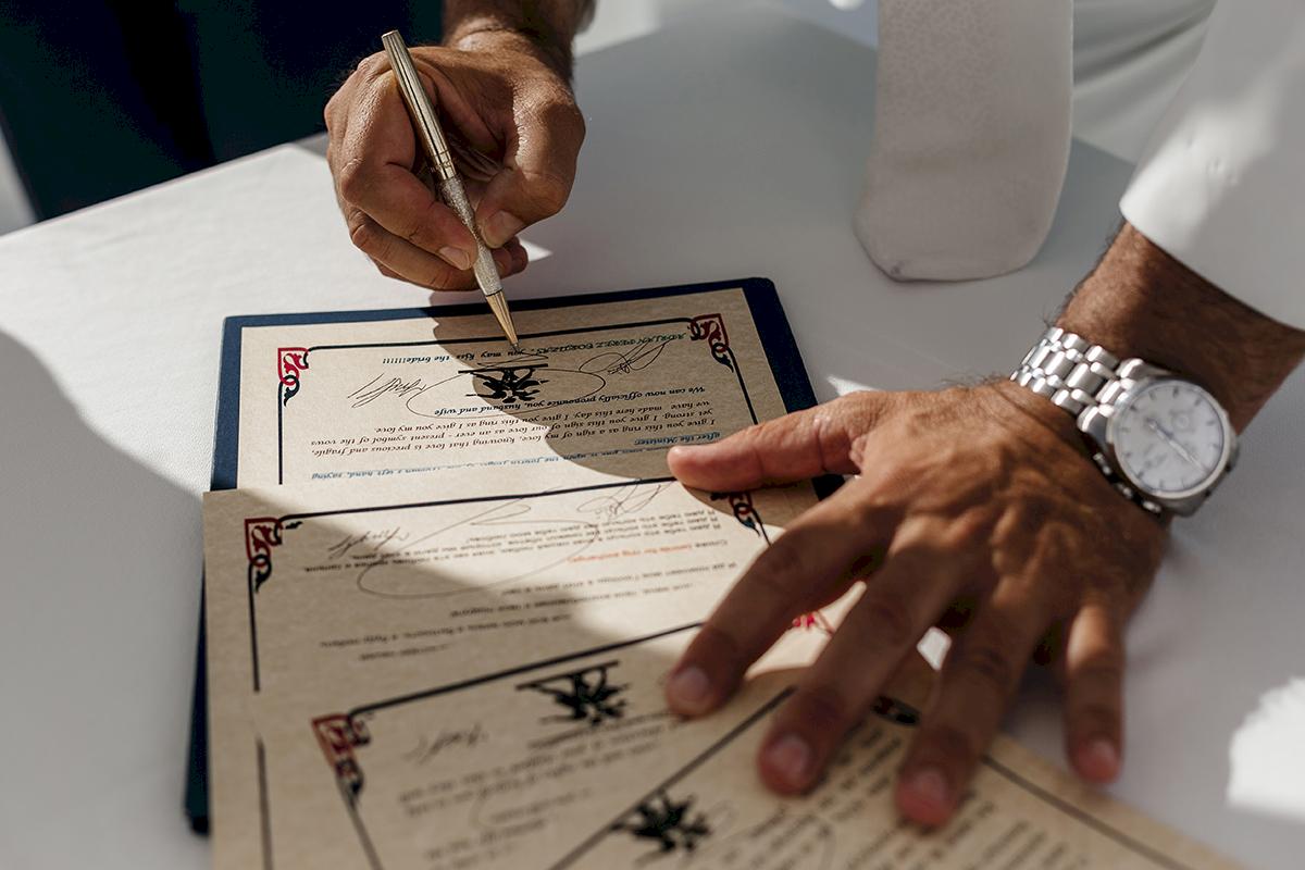 Жанна и Адриан: свадьба на санторини, свадебное агентство Julia Veselova - Фото 8
