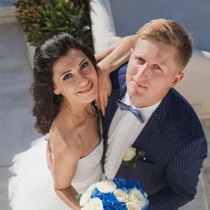 Хотим поблагодарить Юлию за отличную организацию свадебной церемонии для нас 20.10.2015