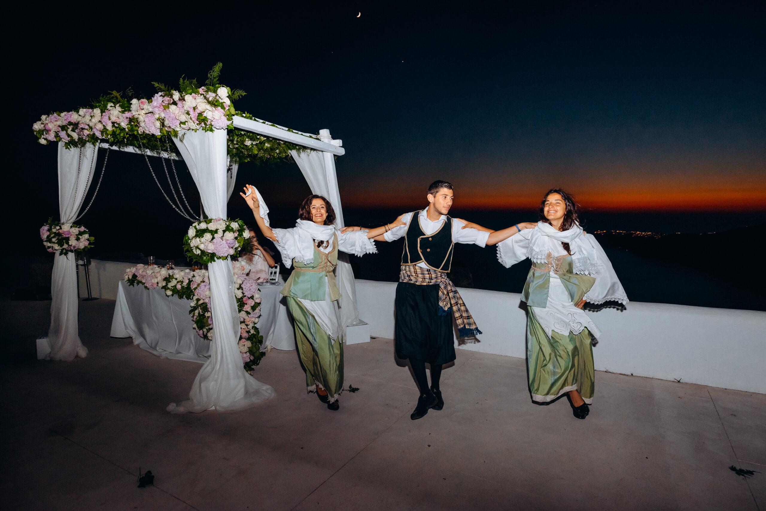 Музыкальное сопровождение: свадьба на санторини, свадебное агентство Julia Veselova - Фото 5