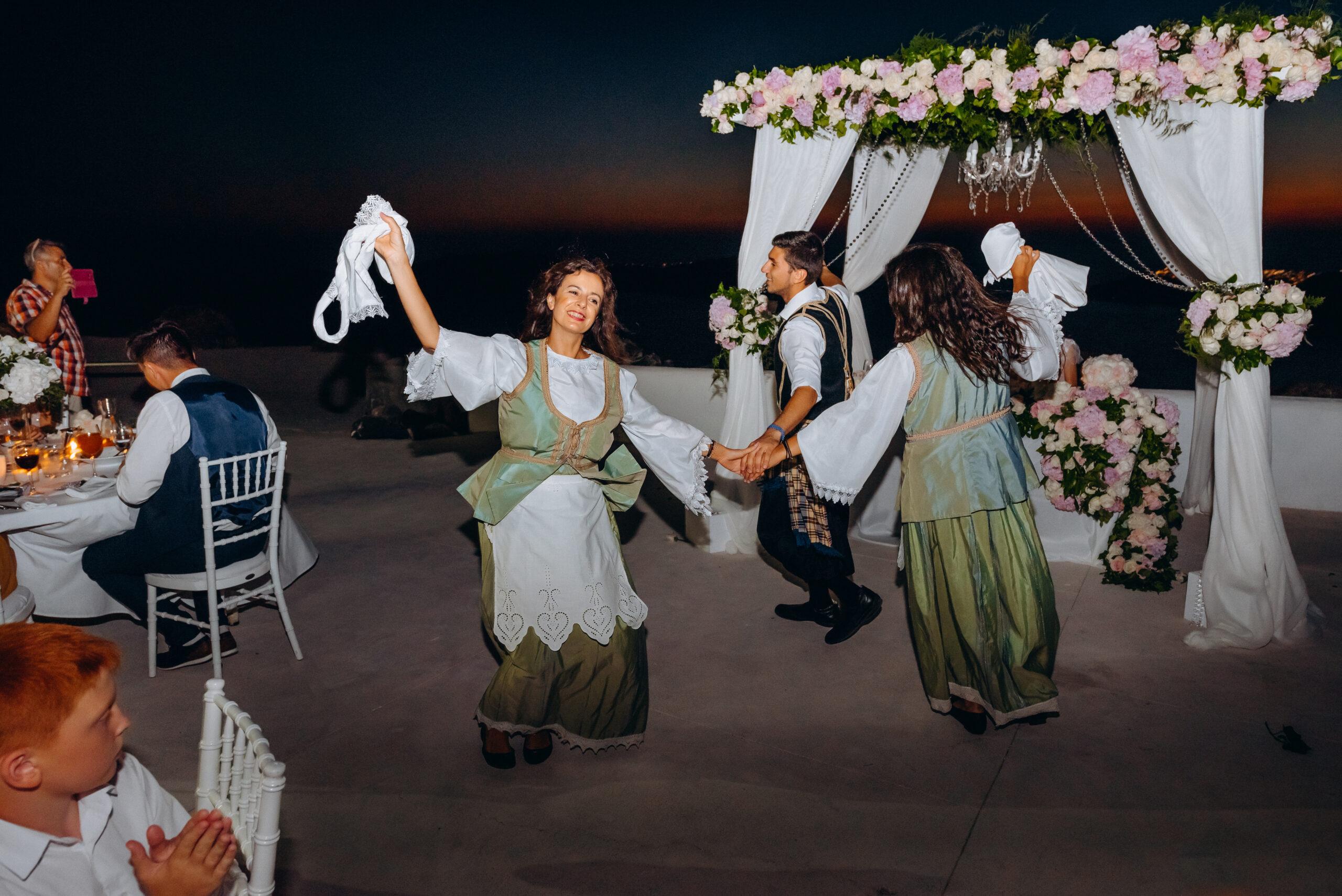 Музыкальное сопровождение: свадьба на санторини, свадебное агентство Julia Veselova - Фото 9