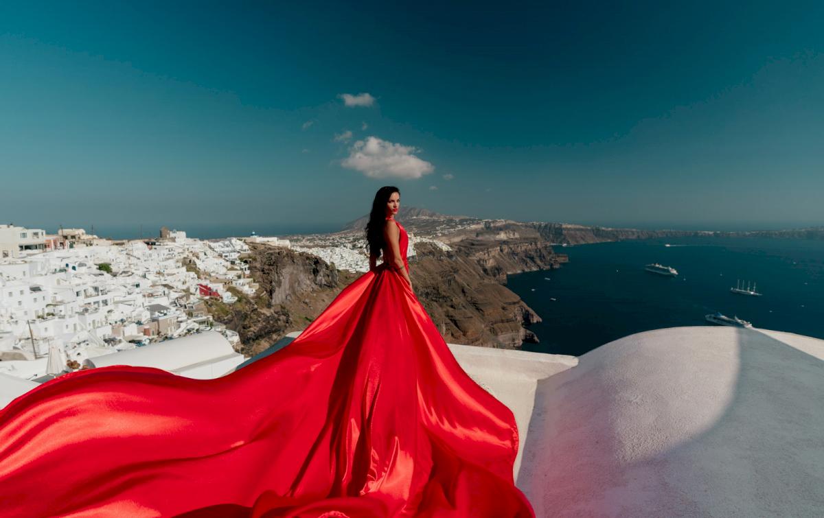 Линда: свадьба на санторини, свадебное агентство Julia Veselova - Фото 1
