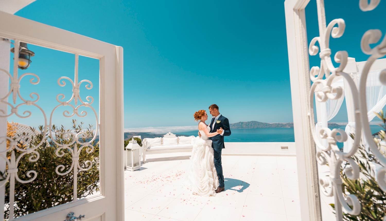 Наталья и Александр: свадьба на санторини, свадебное агентство Julia Veselova - Фото 3