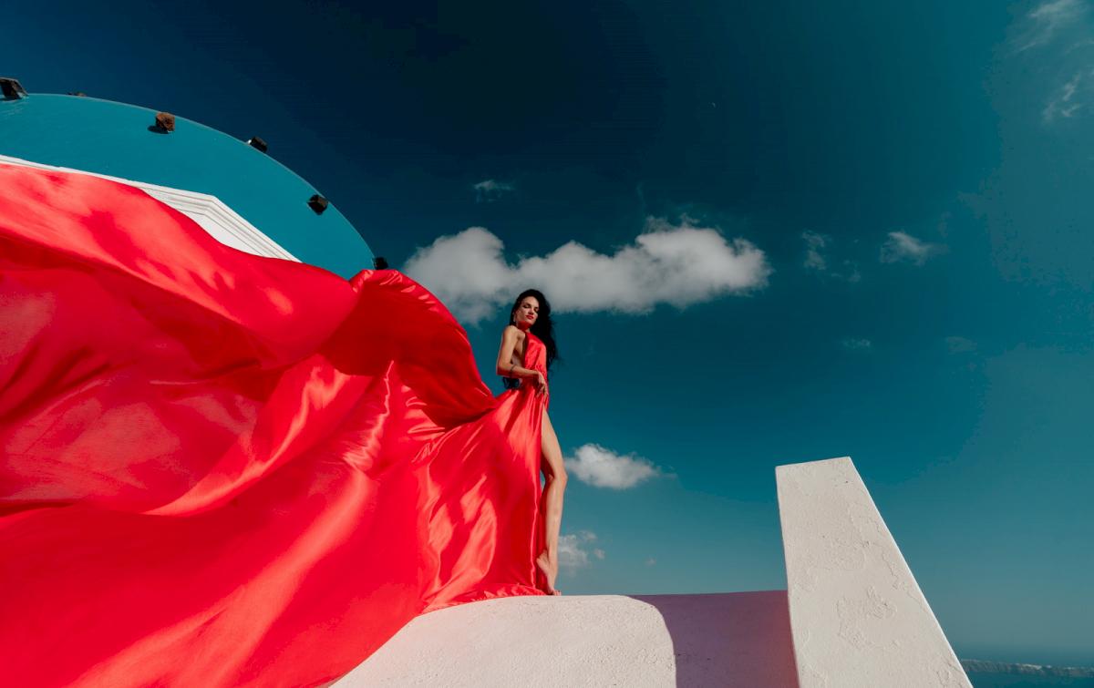 Линда: свадьба на санторини, свадебное агентство Julia Veselova - Фото 4
