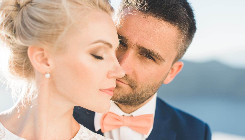 Ольга и Алексей: свадьба на санторини, свадебное агентство Julia Veselova - Фото 9