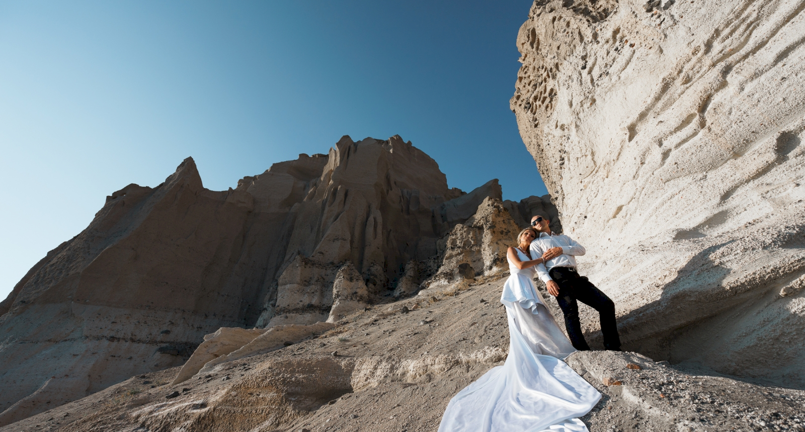 Елена и Олег: свадьба на санторини, свадебное агентство Julia Veselova - Фото 8