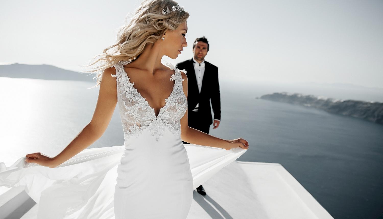 Натали и Левон: свадьба на санторини, свадебное агентство Julia Veselova - Фото 13