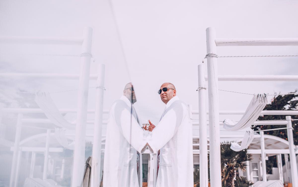 Екатерина и Артем: свадьба на санторини, свадебное агентство Julia Veselova - Фото 1