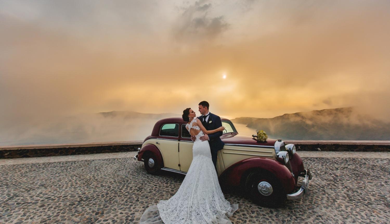 Юлия и Максим: свадьба на санторини, свадебное агентство Julia Veselova - Фото 18