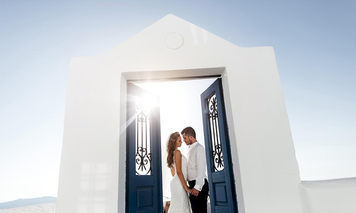 Жанна и Адриан: свадьба на санторини, свадебное агентство Julia Veselova - Фото 12