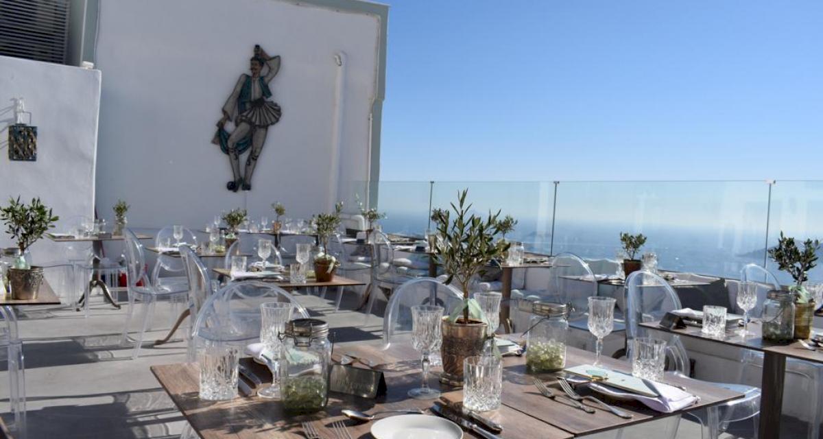 Рестораны: свадьба на санторини, свадебное агентство Julia Veselova - Фото 1