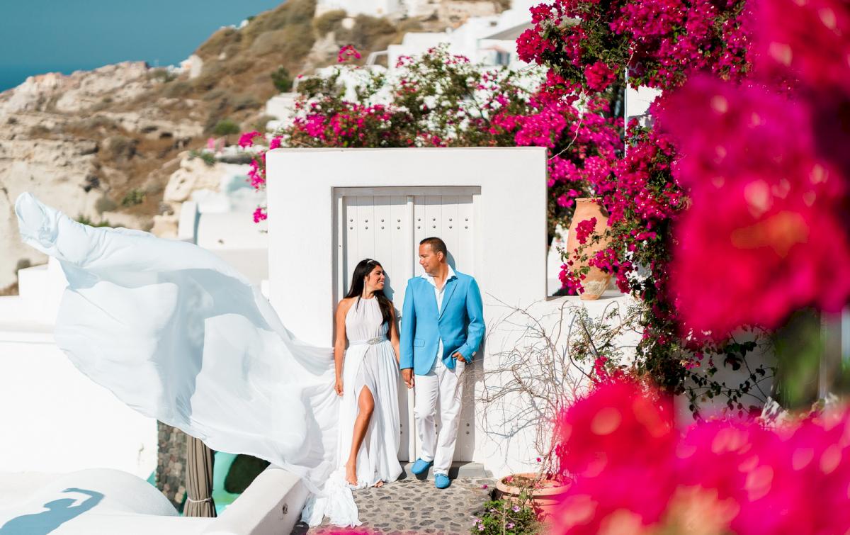 Иветта: свадьба на санторини, свадебное агентство Julia Veselova - Фото 4