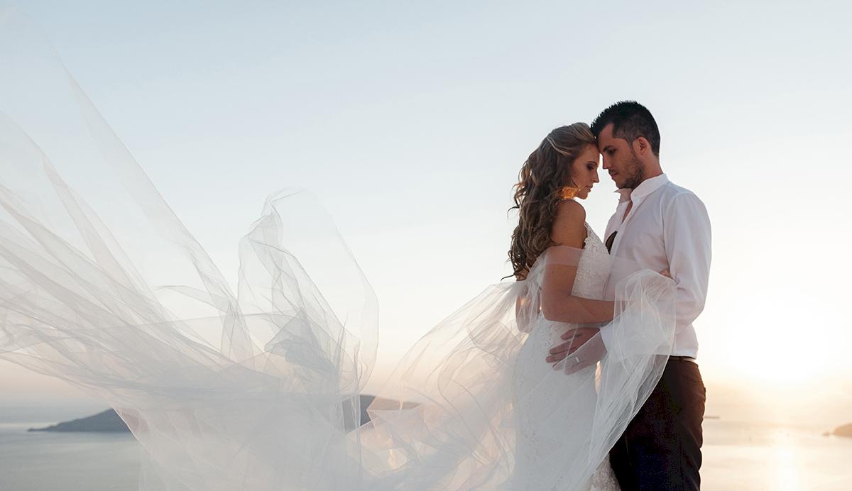 Жанна и Адриан: свадьба на санторини, свадебное агентство Julia Veselova - Фото 15
