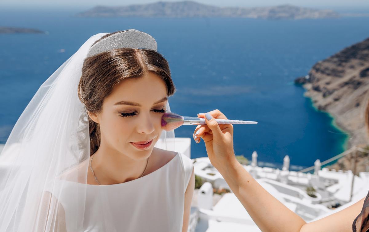 Алексей и Ольга: свадьба на санторини, свадебное агентство Julia Veselova - Фото 2