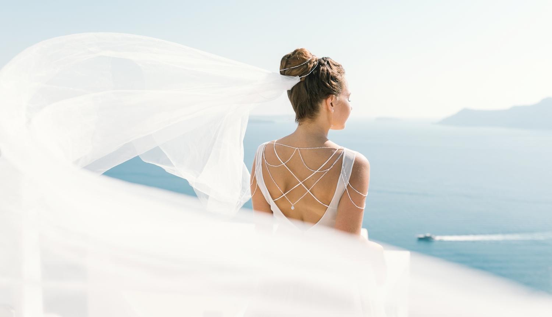 Алеся и Максим: свадьба на санторини, свадебное агентство Julia Veselova - Фото 6