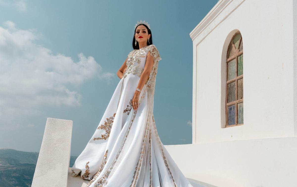 Жасмин: свадьба на санторини, свадебное агентство Julia Veselova - Фото 3