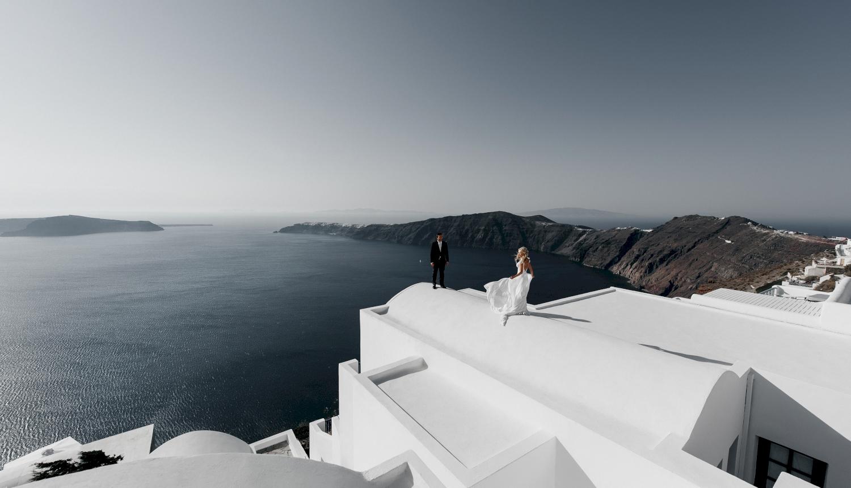 Натали и Левон: свадьба на санторини, свадебное агентство Julia Veselova - Фото 4