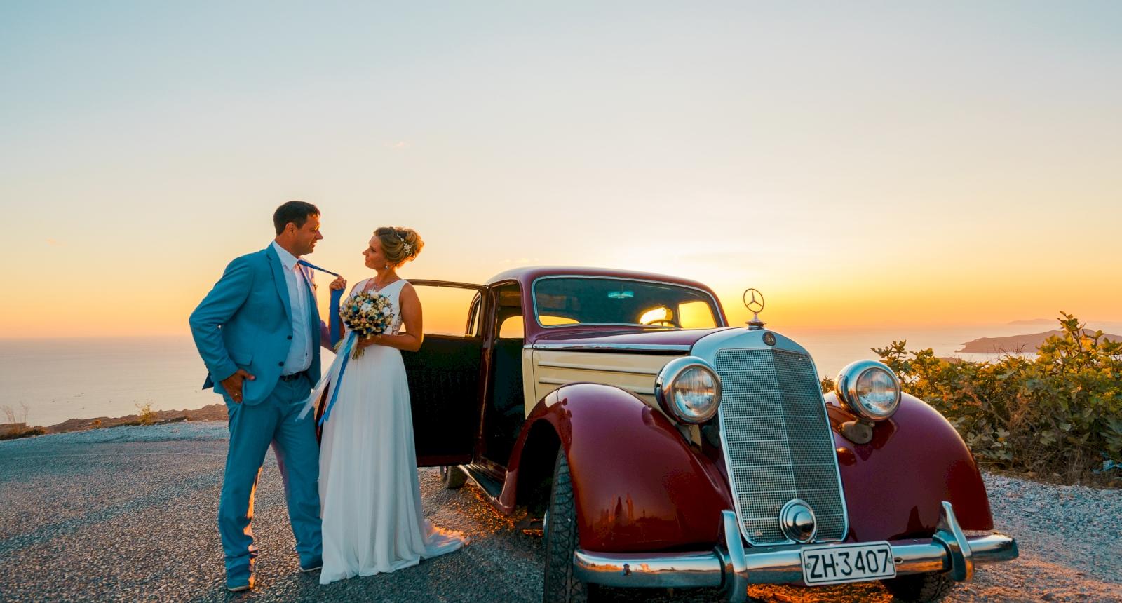 Мария и Алексей: свадьба на санторини, свадебное агентство Julia Veselova - Фото 3