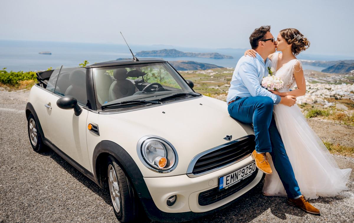 Анна и Андрей: свадьба на санторини, свадебное агентство Julia Veselova - Фото 11