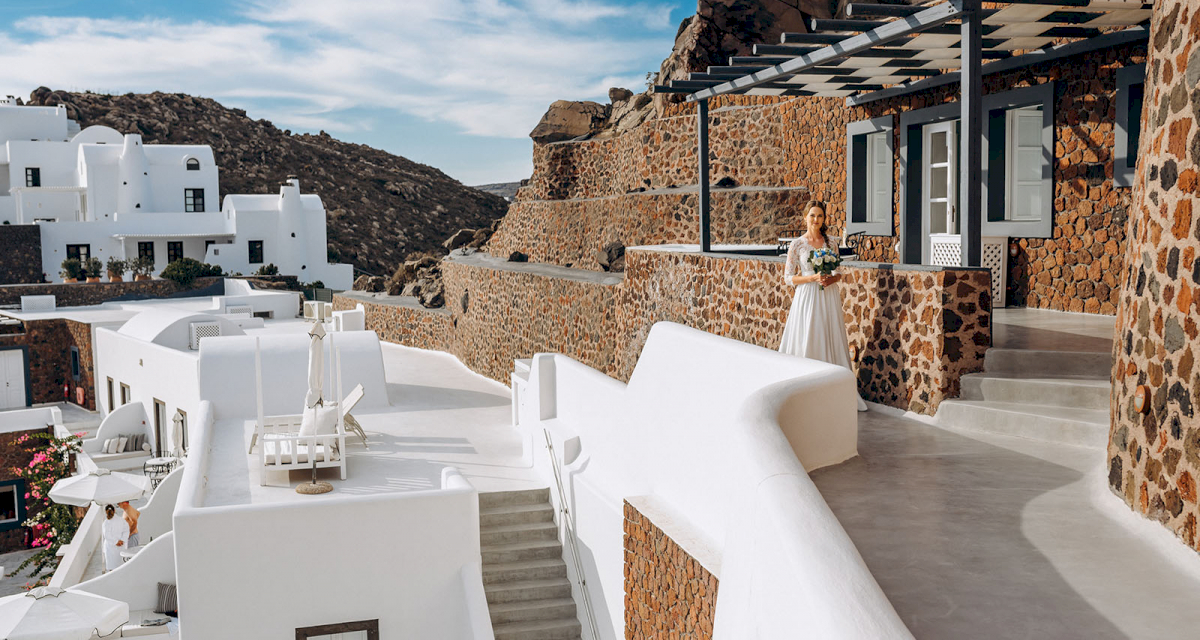 Отели: свадьба на санторини, свадебное агентство Julia Veselova - Фото 10
