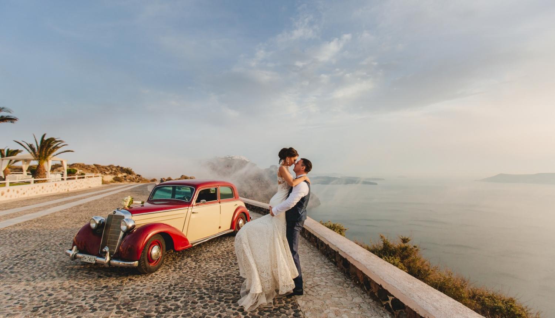 Юлия и Максим: свадьба на санторини, свадебное агентство Julia Veselova - Фото 16